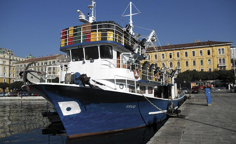 漁船の追跡システムでEUの共通漁業政策をサポート | ESRIジャパン
