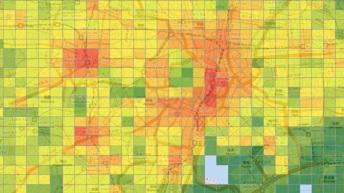 流動人口データ